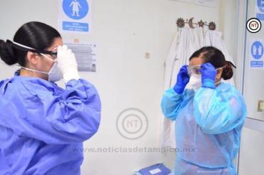SEMÁFORO ROJO #COVID-19; registra Tamaulipas 26 muertos y 405 contagios