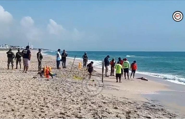 Dos muertos en zona norte de playa por no respetar restricciones.