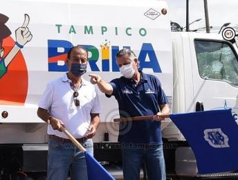 Hemos Invertido Recursos Históricos en Lograr un Tampico con Mejor Limpieza: Chucho Nader