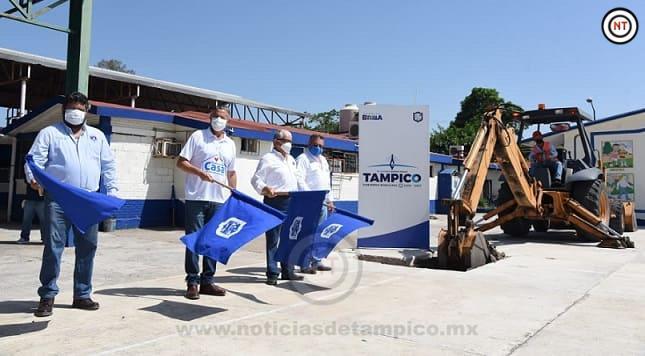Moderniza Chucho Nader Infraestructura Escolar