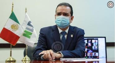 Colaboremos todos para frenar la pandemia: Rivas