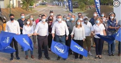 Pone en Marcha Chucho Nader Obra de Pavimentación por Más de 4 MDP