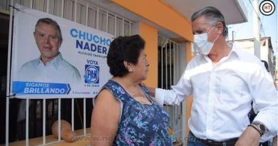 La Zona Norte de Tampico Expresa su Confianza a Chucho Nader y a los Candidatos del PAN