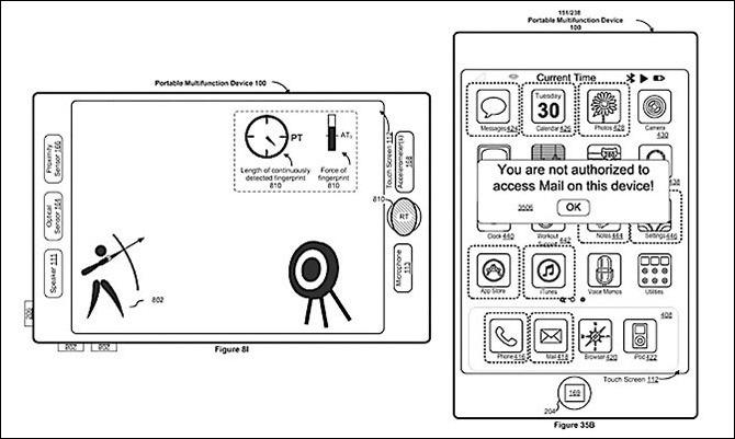 ¿Será el futuro del boton Home del iPhone convertirse en