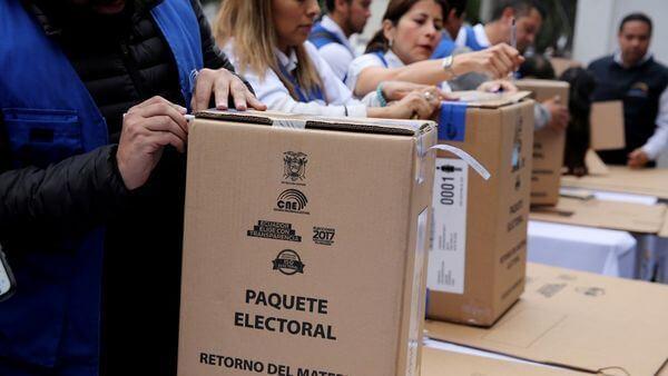 Resultado de imagen para elecciones ecuador