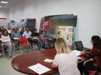 La Junta de Extremadura destaca que el plan bianual de empleo 2016-2017 benefició a 123.000 extremeños