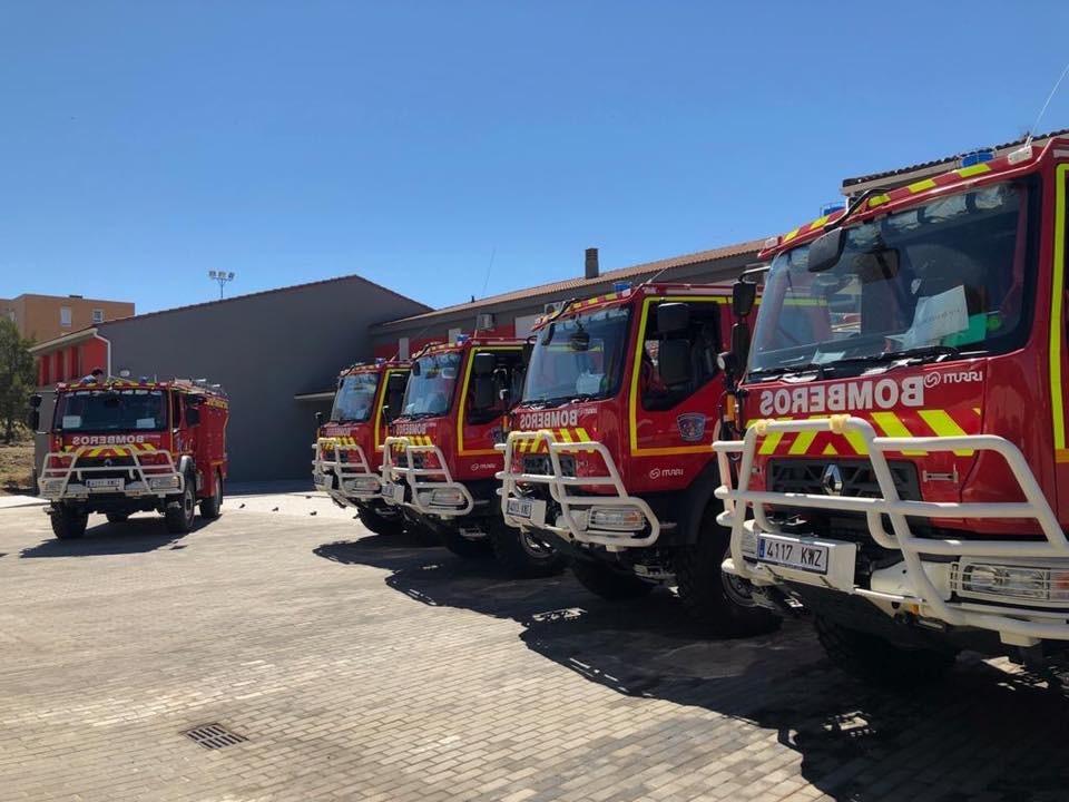 Diputación de Cáceres comienza una campaña de desinfección y limpieza de todos los municipios de la provincia