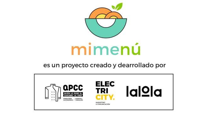 Empresarios de Cáceres lanzan el proyecto solidario MIMENÚ