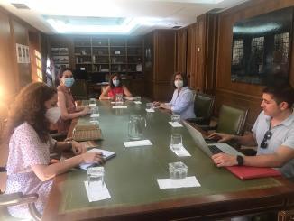 """Diputación y Mancomunidad Tajo-Salor perfilan un nuevo formato para la """"Fiesta de la Tenca"""""""
