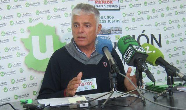 La Unión reclamará 15,5 millones a la Seguridad Social y 63 a la Junta por el convenio del campo «ilegítimo»