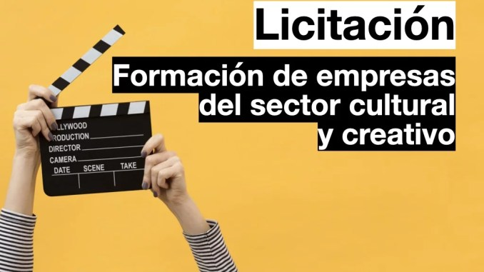licitacion_empresas_sector_cultural_y_creativo