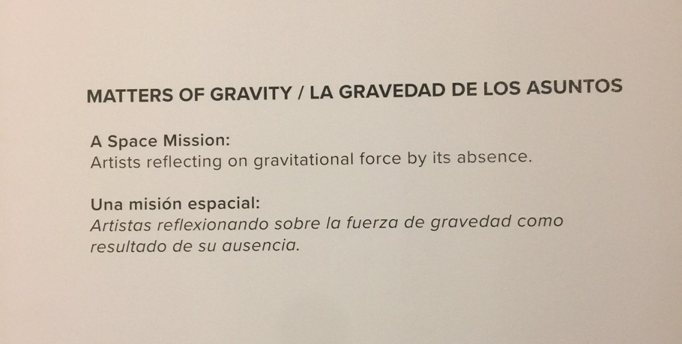 Matters of gravity