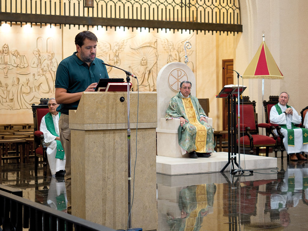 Gabriel López: «El Papa ha unido el grito de los pobres con el grito de la Tierra»