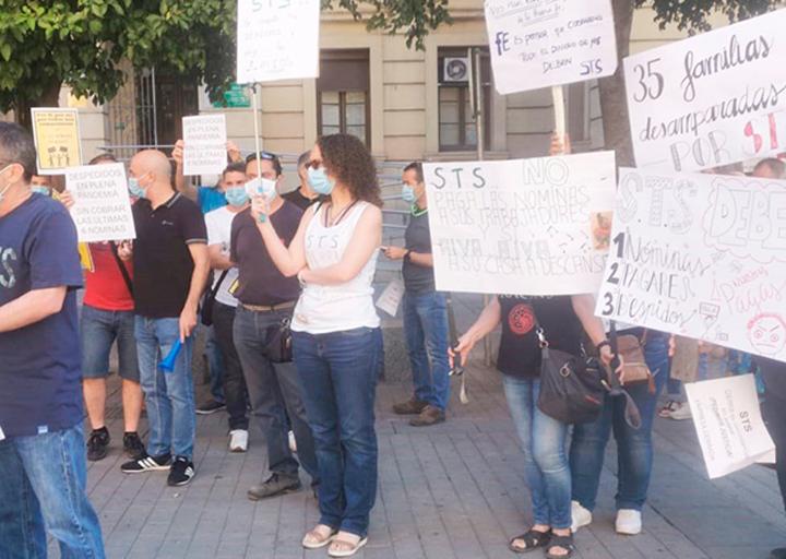 Córdoba | La HOAC se solidariza con la plantilla de Suministros Técnicos del Sur