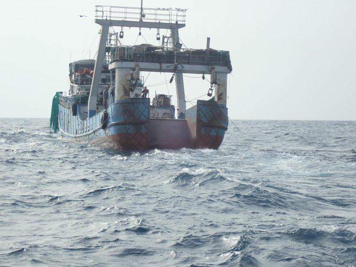 La dura situación de los trabajadores del mar