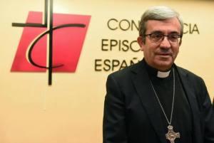 Argüello, portavoz de los obispos: «Hay que huir del enfrentamiento»