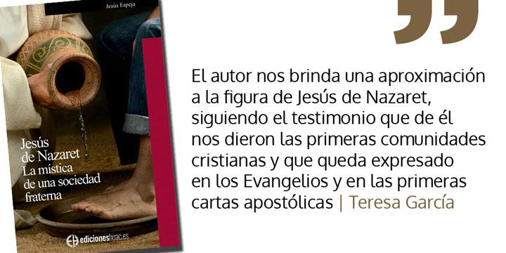 La interioridad de Jesús