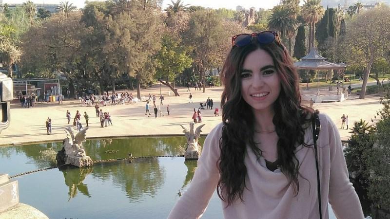 Clara Fernández-Merino: «Si el futuro laboral se ve comprometido, el ámbito estudiantil se ve perjudicado»