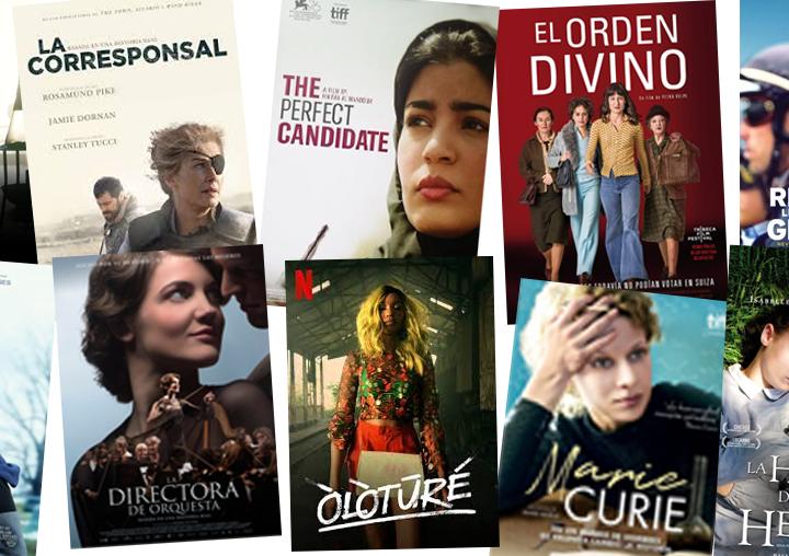 Cine para acompañar el #8M2021