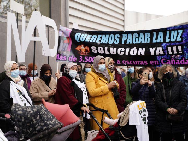 A pesar del fallo judicial, la sociedad civil exige soluciones para la Cañada Real