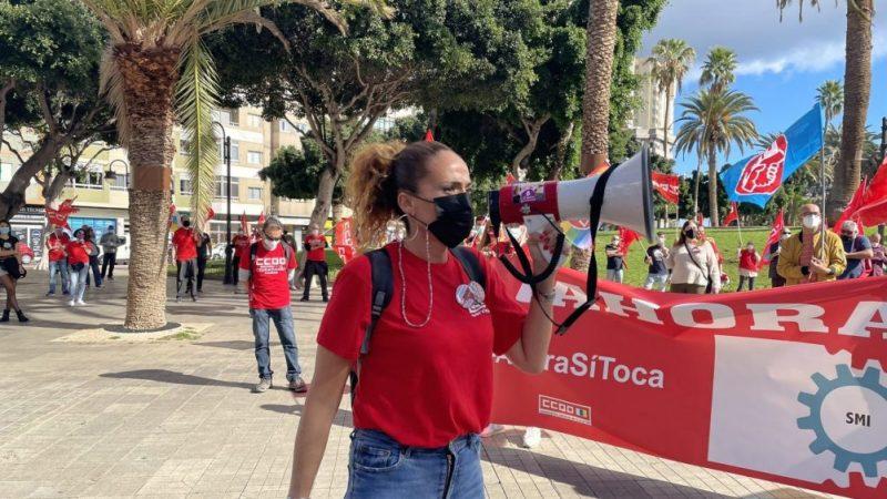 #12A jornada de movilizaciones #AhoraSíToca