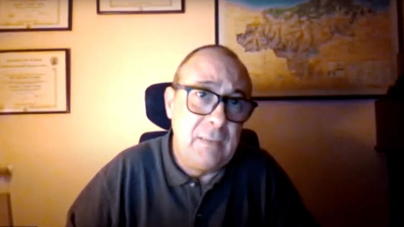 """Carlos Bravo: """"Es un disparate decir que no habrá pensiones para nuestros jóvenes de ahora"""""""