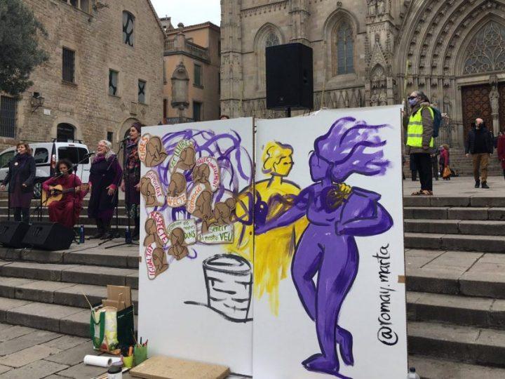 Entidades obreras cristianas de Cataluña piden igualdad, participación y redistribución