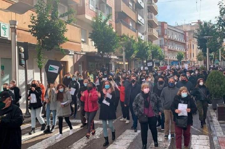 Trabajadores cristianos de Jaén, ante el abandono de Linares, llaman a proteger el trabajo decente