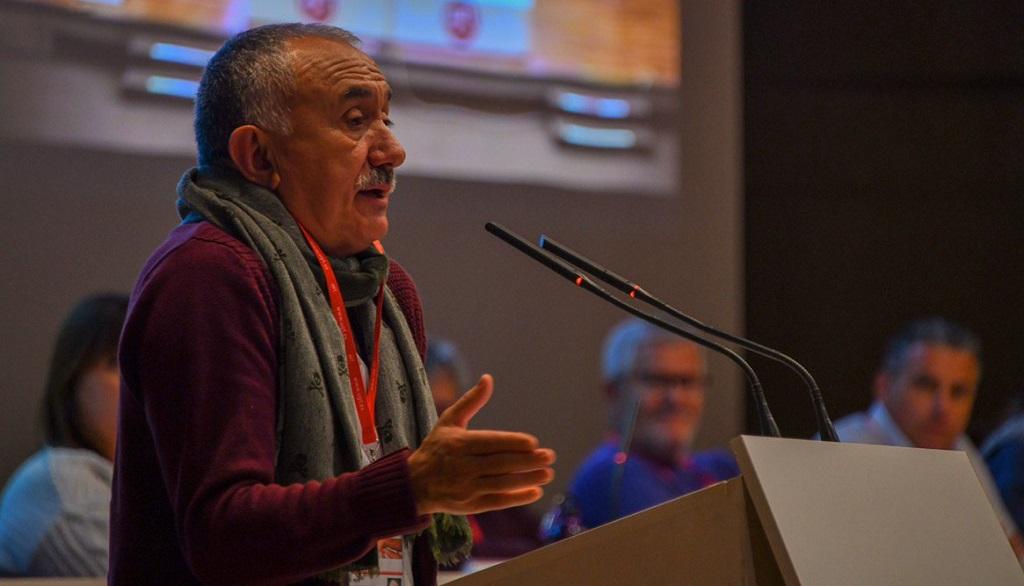 Pepe Álvarez opta a la reelección de la secretaría general en el 43 Congreso de UGT