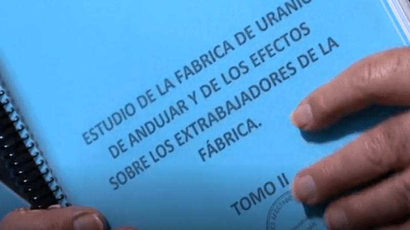 Las familias afectadas por la Fábrica de Uranio de Andújar siguen clamando justicia
