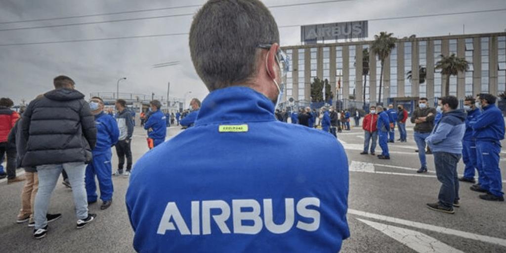 Oposición sindical a los planes unilaterales de Airbus España por su impacto en la calidad y cantidad del empleo