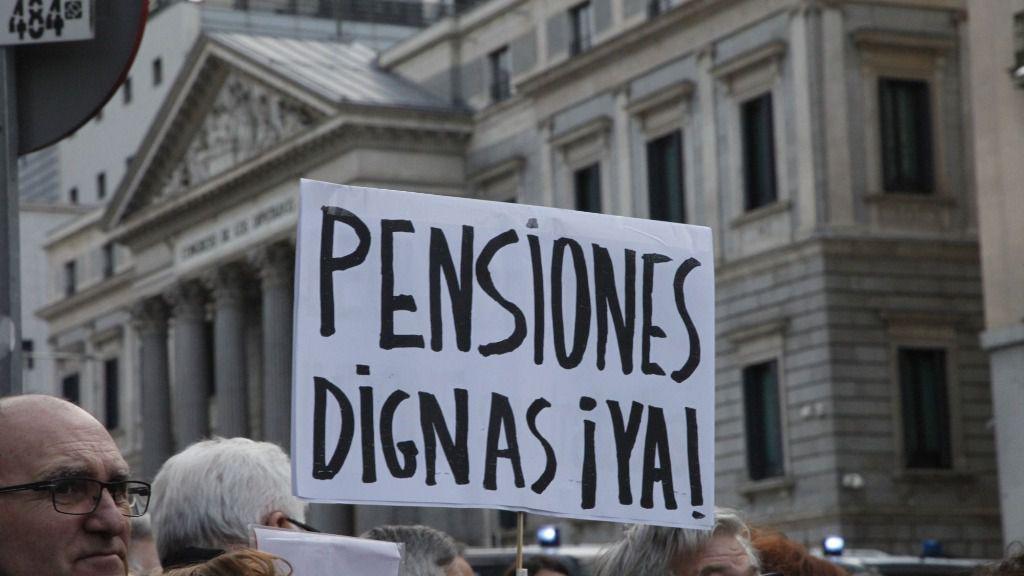 Colectivos de pensionistas valoran el acuerdo de pensiones y anuncian que seguirán las movilizaciones