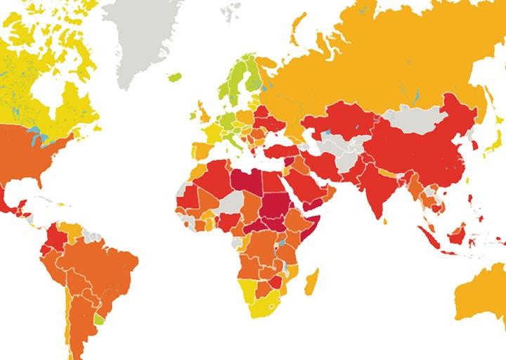 Índice Global de Derechos