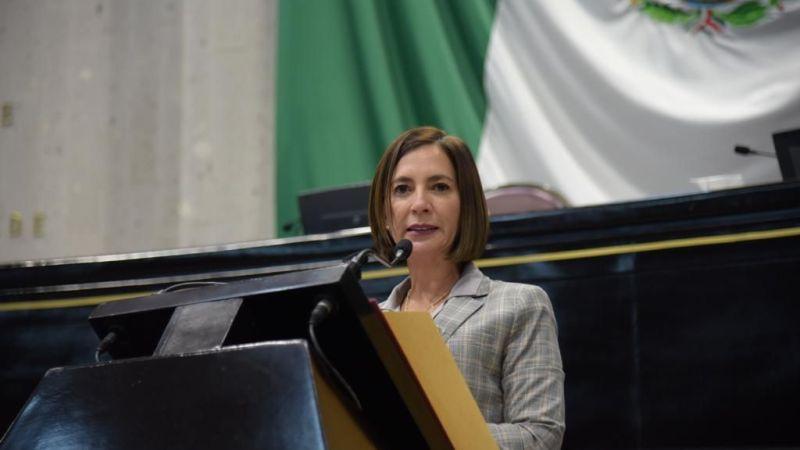 Pide diputada se desista formalmente de la instalación de parquímetros en Xalapa