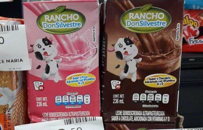Según PROFECO, estos son los productos lácteos saborizados que incumplen con lo que indica su etiqueta
