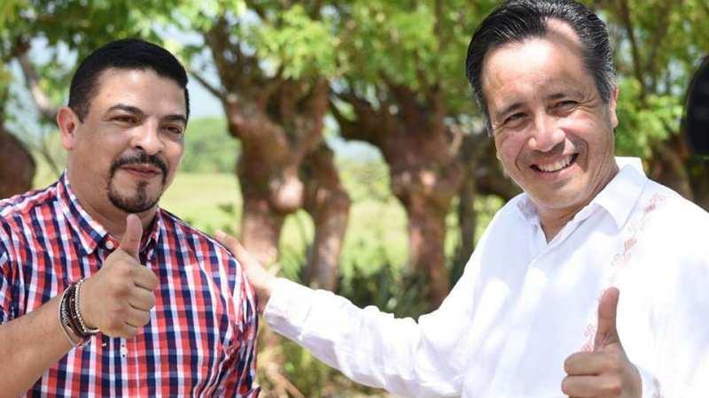 Gobernador Cuitláhuac García invierte en infraestructura rural para desarrollar los pueblos de Veracruz: Gómez Cazarín