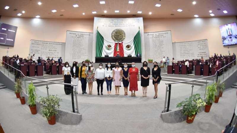 Nombra Congreso a integrantes del Consejo Estatal Ciudadano