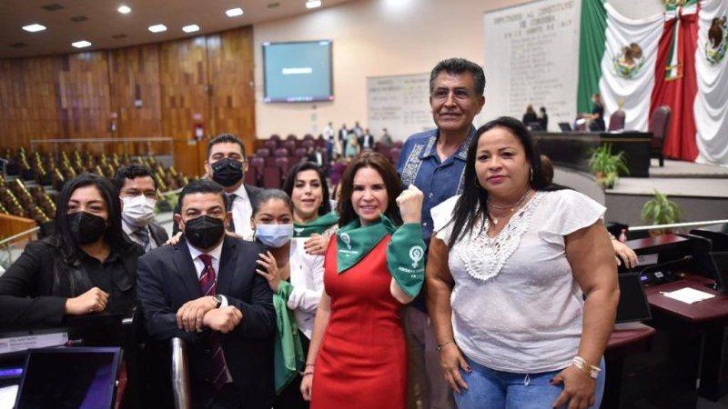 Aprueban diputados reformas al Código Penal en materia de derechos reproductivos