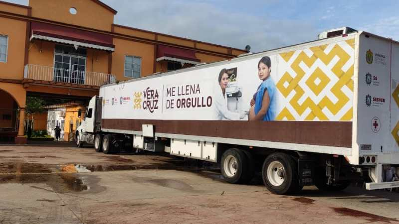 Inicia Jornada de Salud en Hueyapan de Ocampo