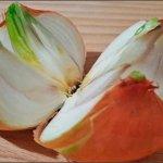Corte uma cebola inteira em 4 pedaços e coloque-a em sua casa. O resultado é brilhante!