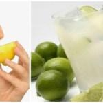 Beba água morna com limão todas as manhãs, mas não cometa este erro que milhões de pessoas cometem quando tomam esta bebida!