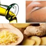 Prepare em casa este azeite de gengibre – nunca mais dores no corpo, tosse, asma e problemas no estômago!