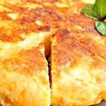 Delicioso Omelete de Forno