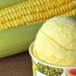 Delicioso Sorvete de milho verde