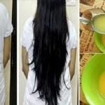 Um bálsamo caseiro que pode estimular o crescimento do cabelo
