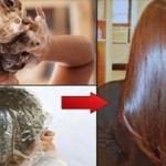 Aplique essa máscara caseira em seu cabelo e espere 15 minutos … O resultado é surpreendente!