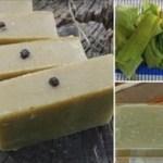 Veja como fazer um maravilhoso sabão caseiro de Babosa