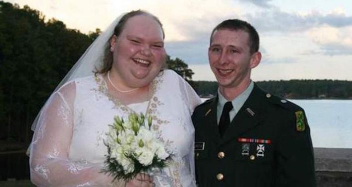 Se lembra da noiva mais feia do mundo? Ela resolveu mudar e está irreconhecível