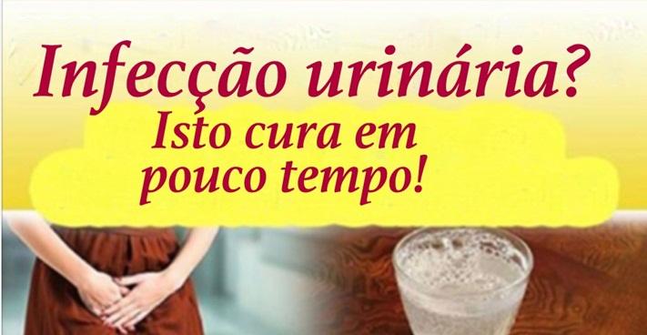 Elimine infecção urinária rapidamente com esta receita - Limpe seus rins e purifique sua bexiga