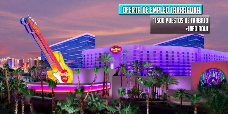 Hard Rock Entertainment World oferta empleo
